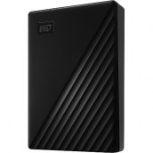 WESTERN DIGITAL MY PASSPORT 1T NOIR